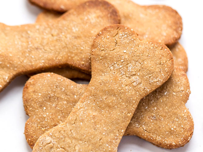 Dog Treats With Goat Milk